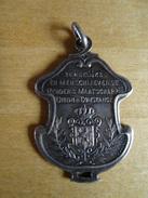 Médaille En Argent - Belgien