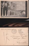 12115) GENOVA VIA XX SETTEMBRE CHIESA S. STEFANO PONTE MONUMENTALE VIAGGIATA 1938 - Genova (Genoa)