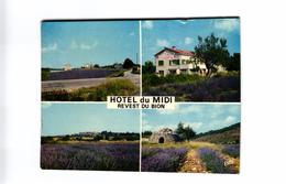 REVEST DU BION   HOTEL DU MIDI ... MULTIVUES - France