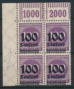 D. Reich Nr. 289 ** Abart