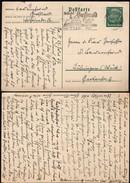 Germany - D.R. - 6 Pf. Stationery Card (Mi. P 226-I) Ganzsache-postkarte, GREIFWALD  29.6.1939. - Deutschland