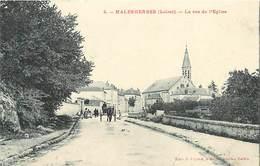 A-17.5220 : MALESHERBES . RUE DE L EGLISE - Malesherbes