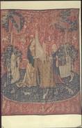 """CAK Tapisserie """"Die Dame Und Das Einhorn"""" Musee De Cluny (3) - Museen"""
