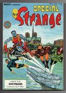 Album Spécial Strange N°18 Avec Les Numéros 52.53.54 De 1988 - Strange