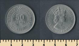 British Honduras 50 Cents 1962 - Honduras
