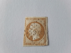 LOSANGE PETITS CHIFFRES 3230  DE ST PAUL DE FENOUILLET - 1853-1860 Napoleone III