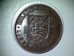 Jersey 1/12 Shilling 1945 - Jersey