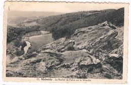 B-6300     MALMEDY : Le Rocher De Falise Sur La Warche