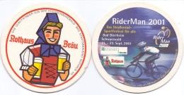 #D141-064 Viltje Rothaus - Bierviltjes