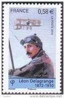 France N° 4509 **  Pionniers De L'Aviation -> Léo Delagrange - France