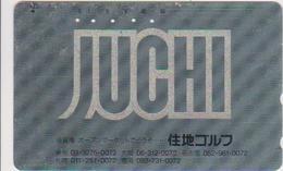 JAPAN - SILVER CARD 085 - JUCHI - Japan