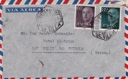 Brief (br0893) - 1951-60 Briefe U. Dokumente