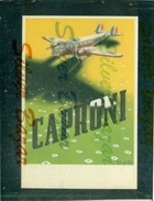 AEROPLANI- CAPRONI- ILLUSTRATORI: RABAGLIATI - 1919-1938: Fra Le Due Guerre