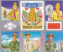 SHARJAH   - BLOC WORLD JAMBOREE   / 6243 - Scouting