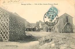 A-17.5281 : BARRAGE DU CHER. LA CONSTRUCTION. VILLE DE BLOIS. AVENUE FRANCIS PICAUD - Autres Communes