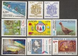 2006-ED.334 A 342 -AÑO COMPLETO-NUEVO
