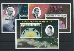 HAUTE-VOLTA 1974 - YT BF N° 5R/5S/5T NEUF SANS CHARNIERE ** (MNH) GOMME D'ORIGINE LUXE - Upper Volta (1958-1984)