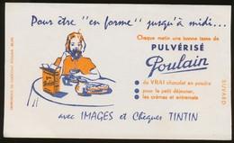 Buvard - PULVERISE POULAIN - Buvards, Protège-cahiers Illustrés