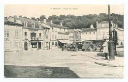 C 11 SAINT MIHIEL PLACE DES HALLES 1937 - Saint Mihiel