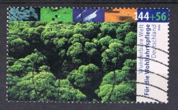 RB 1155 - Germany 2004 Climate Zones Sg 3297 (144+56 Pf) Fine Used Stamp - Cat £5+ - [7] Federal Republic