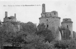 PLEDELIAC - Ruines Du Château De La Hunaudais - Other Municipalities