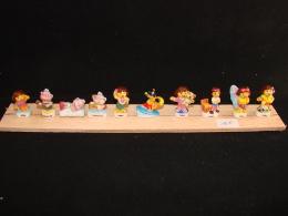 Serie De 10 Feves Dora - Fèves