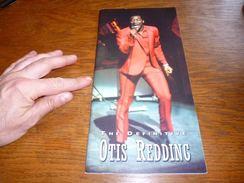 The Definitive Otis Redding Nombreuses Photos, Histoire Etc 98 Pages - Culture