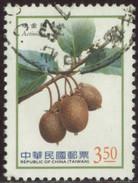 Taïwan 2012 Yv. N°3430 - Actinidia Callosa - Oblitéré - 1945-... République De Chine