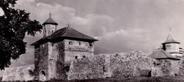 ROMANIA & ARMENIA / ARMENIE : ZAMCA - ANCIEN COUVENT ARMÉNIEN : SUCEAVA / ROUMANIE - ANNÉE / YEAR ~ 1960 - '65 (w-172) - Arménie