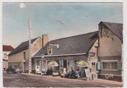 """LE GUE DU LOIR La Vieille Auberge """" Chez MELIE """" Relais Routier - France"""
