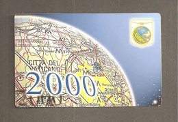 2000 CENTRO INFORMAZIONI GEOTOPOGRAFICHE AERONAUTICHE CIGA POMEZIA RM CALENDARIO TASCABILE PLASTIFICATO - Formato Piccolo : 1991-00