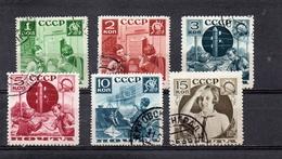 URSS 1936 O DENT 11 ET 14