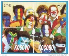 2006X   KOSOVO EUROPA 2006 CEPT  CHILDREN INTEGRAZIONE MNH