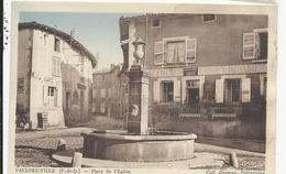 Vallore Ville  Place De L''Eglise - France