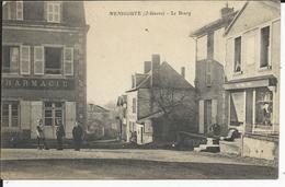 Ménigoute  Le Bourg  Avec Pharmacie - Sonstige Gemeinden