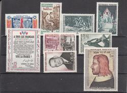 Francia - 1964 - Annata Completa ** + Bloc 6 Numeroté **