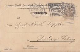 DR Karte EF Minr.69 Flaggenstempel Halle 24.10.03 Ansehen !!!!!!! - Briefe U. Dokumente