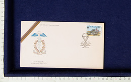 FDC 60 Para Field Ambulance - INDIEN INDIA 1993 (A077) - FDC