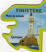 Magnets Magnet Le Gaulois Departement Tourisme France 29 Finistere - Tourism