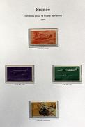 Timbres Neufs Poste Aérienne - Années 1985 - 1997 - 1960-.... Ungebraucht
