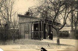 92 SEVRES Chambre Du Wattman Et Chenil ,Animée,en L'état - Sevres