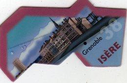 Magnets Magnet Le Gaulois Departement Tourisme France 38 Isere - Tourism