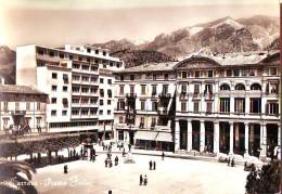 Carrara,  Piazza Farini  Anni '50 - Carrara
