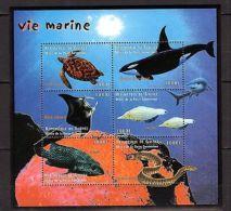 Guinea Marine Life MNH -(K-1) - Marine Life