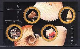 St.Kitts Seashells MNH -(K-2) -1.99 - Marine Life