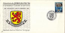 Nederland - Filatelistische Jubilea '82-'84 - Vlaardingen - Nummer 27 - NVPH 1274 - Poststempels/ Marcofilie