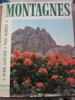 Henri Gaussen & Paul Barruel: Montagnes/ Horizons De France, 1955 - Parfums & Beauté