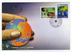 Enveloppe 1er Jour JUGOSLAVIJA YOUGOSLAVIE Oblitération BEOGRAD 04/05/2000 - FDC