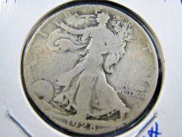 1928S  WALKING LIBERTY HALF DOLLAR                 (sk50-42, Or 20) - 1916-1947: Liberty Walking