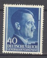 GENERALGOUVERNEMENT 1941-42: YT 92 / Mi 81, ** MNH - FREE SHIPPING ABOVE 10 EURO - Algemene Overheid